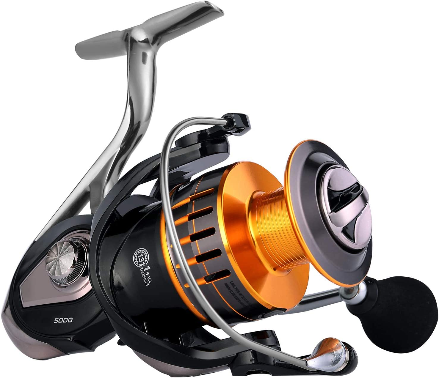 Sougayilang Fishing 13+1BB Reel