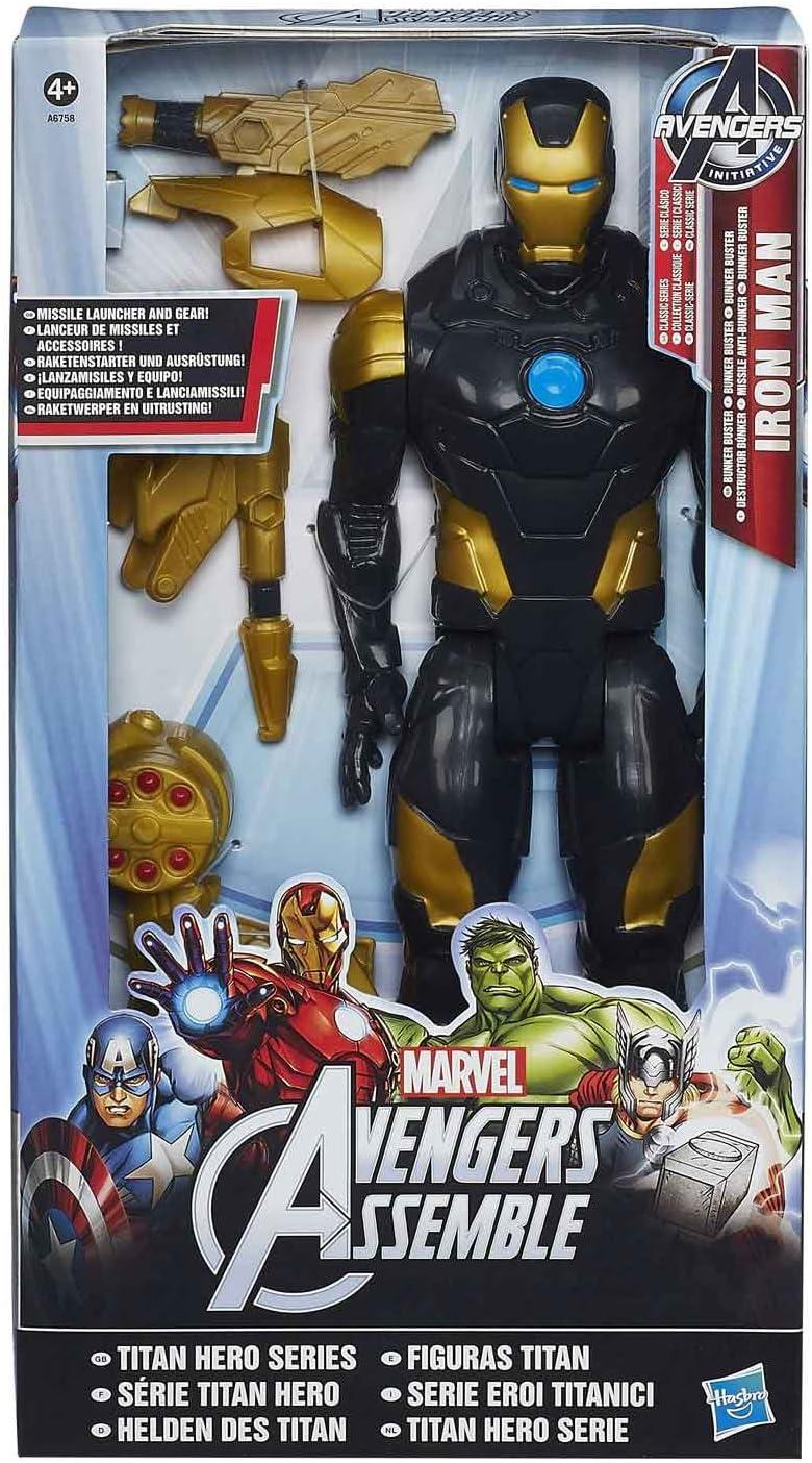 Avengers Figurine Deluxe da 30 cm Hasbro A6756E27 Personaggi Assortiti