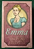 Marrying Mr Darcy Emma Expansion Card Game
