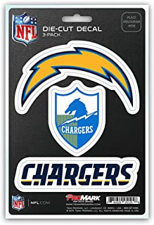 product image for NFL San Diego Chargers Team Decal, 3-Pack