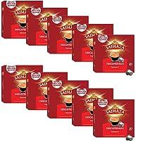 Saimaza Café Descafeinado Espresso 6 - 200 cápsulas de aluminio compatibles con máquinas Nespresso (R)* (10 Paquetes de…