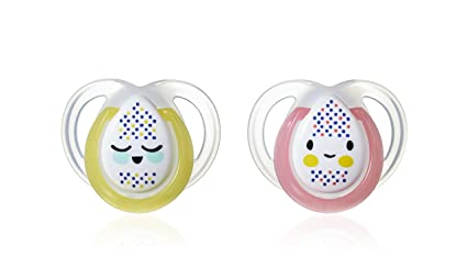 Tommee Tippee Closer to Nature - Chupetes para bebés entre 0 y 6 ...