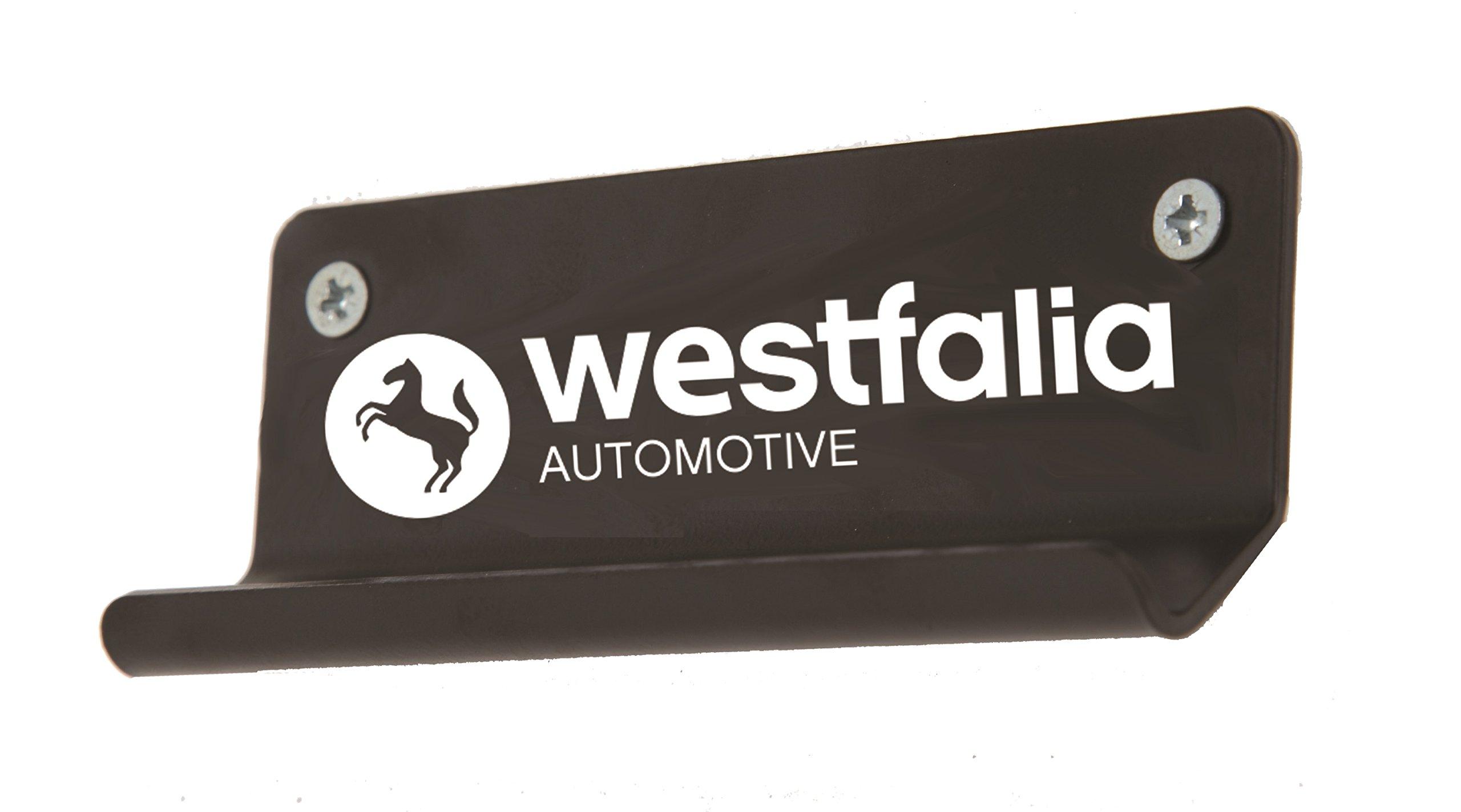 Westfalia Wandhalterung für Fahrradträger bikelander, BC 60, BC 70 und Portilo | platzsparende Aufbewahrung für Kupplungsträger product image