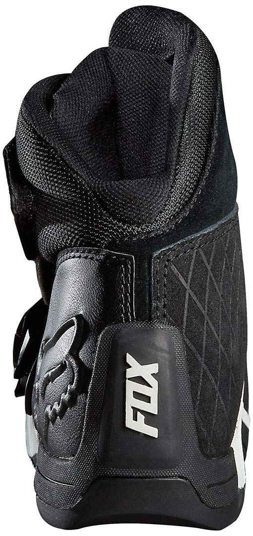 Fox Motocross-Stiefel Bomber Schwarz Gr 45