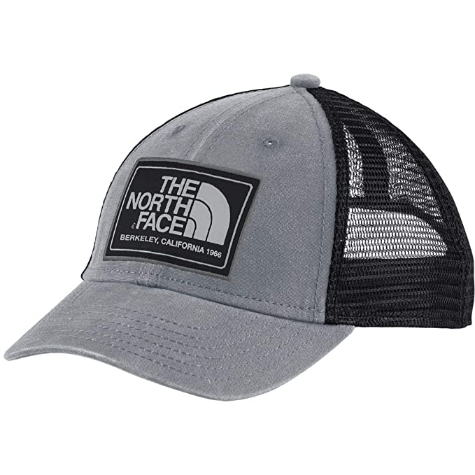 7d5edf24a2c The North Face Youth Mudder Trucker Hat - Mid Grey - One Size ...