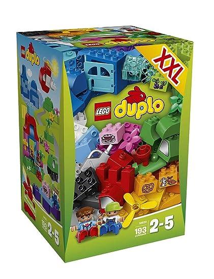 Amazoncom Lego Year 2015 Duplo Series Set 10622 Large Creative