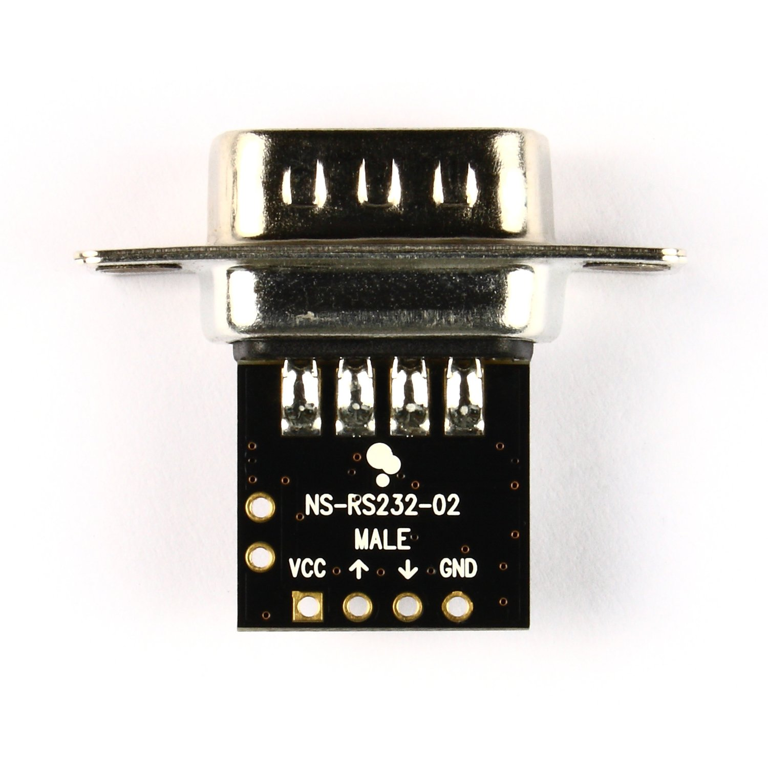 Ultra Compact Rs232 To Ttl Converter With Male Db9 33v Selecting And Using Rs 232 Interface Parts For Your Power Supply Voltages 5v Computers Accessories