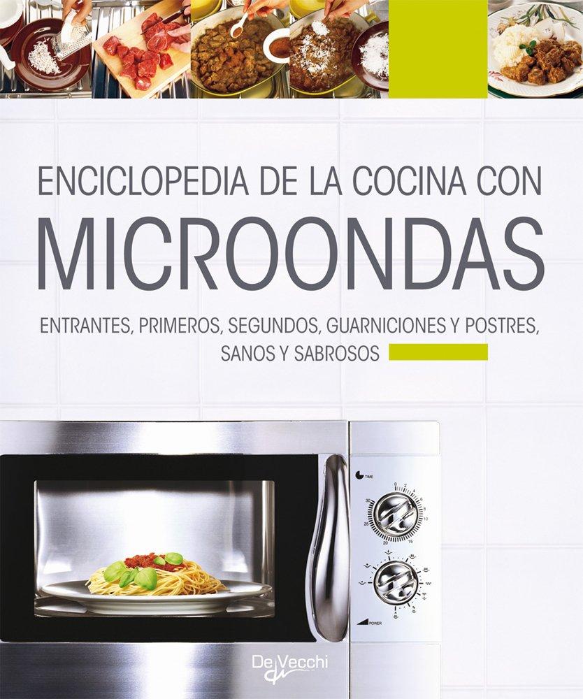Enciclopedia de la cocina con microondas Saber vivir: Amazon.es ...
