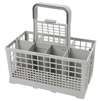 Houseables cesta para utensilios de lavavajillas, estante para ...