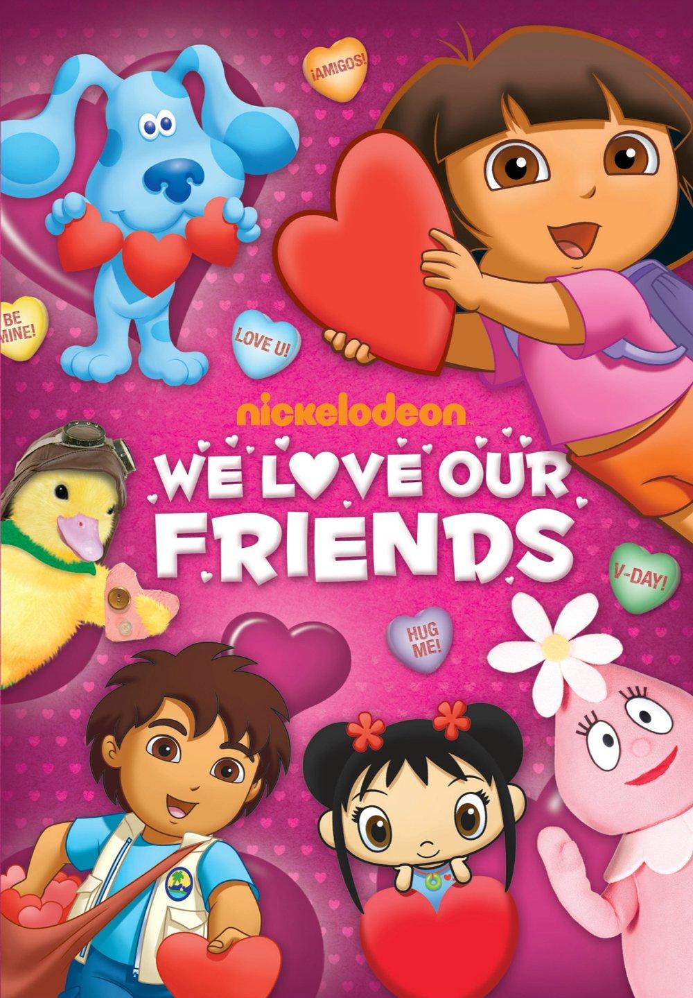 Nick JR Favorites: We Love Our Friends (Full Frame, Dolby)