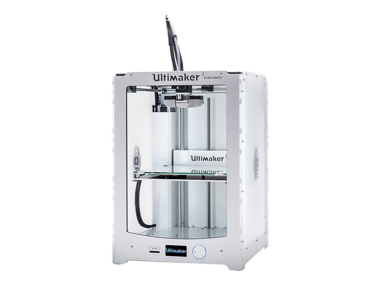 Impresora 3D Ultimaker 2  Extended · color, 1 Cabezal de impresión, plástico ABS/PLA, USB