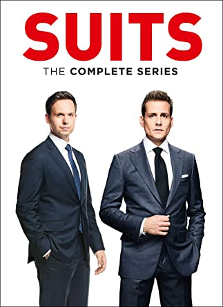 Suits The Complete Series Amazon Nl