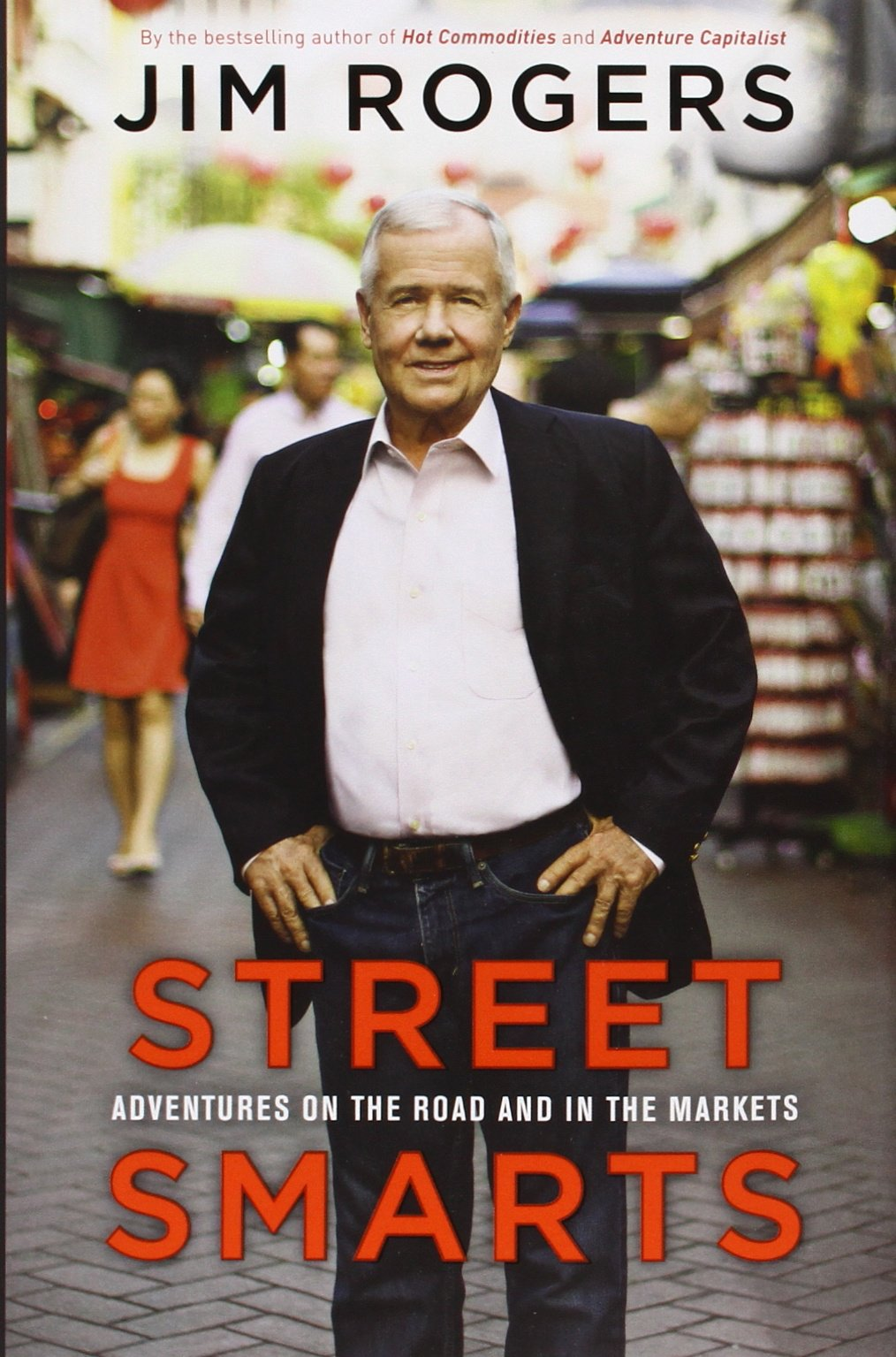 Street Smarts Adventures Road Markets product image