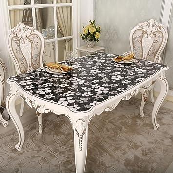Wasserdichte Pvc Tischdecken Weichglas No Saubere Wärme Isolier