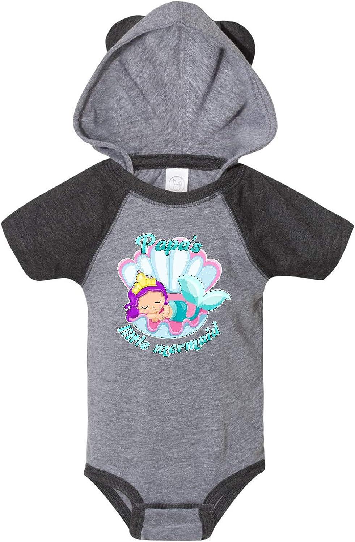 Mermaid Infant Creeper inktastic First Birthday