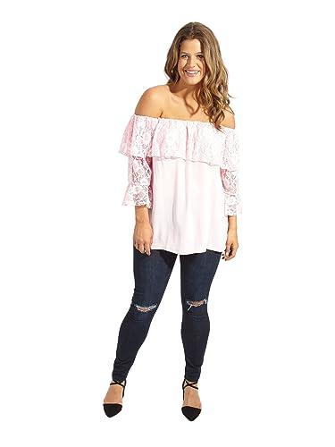 Lovedrobe GB - Camisas - para mujer