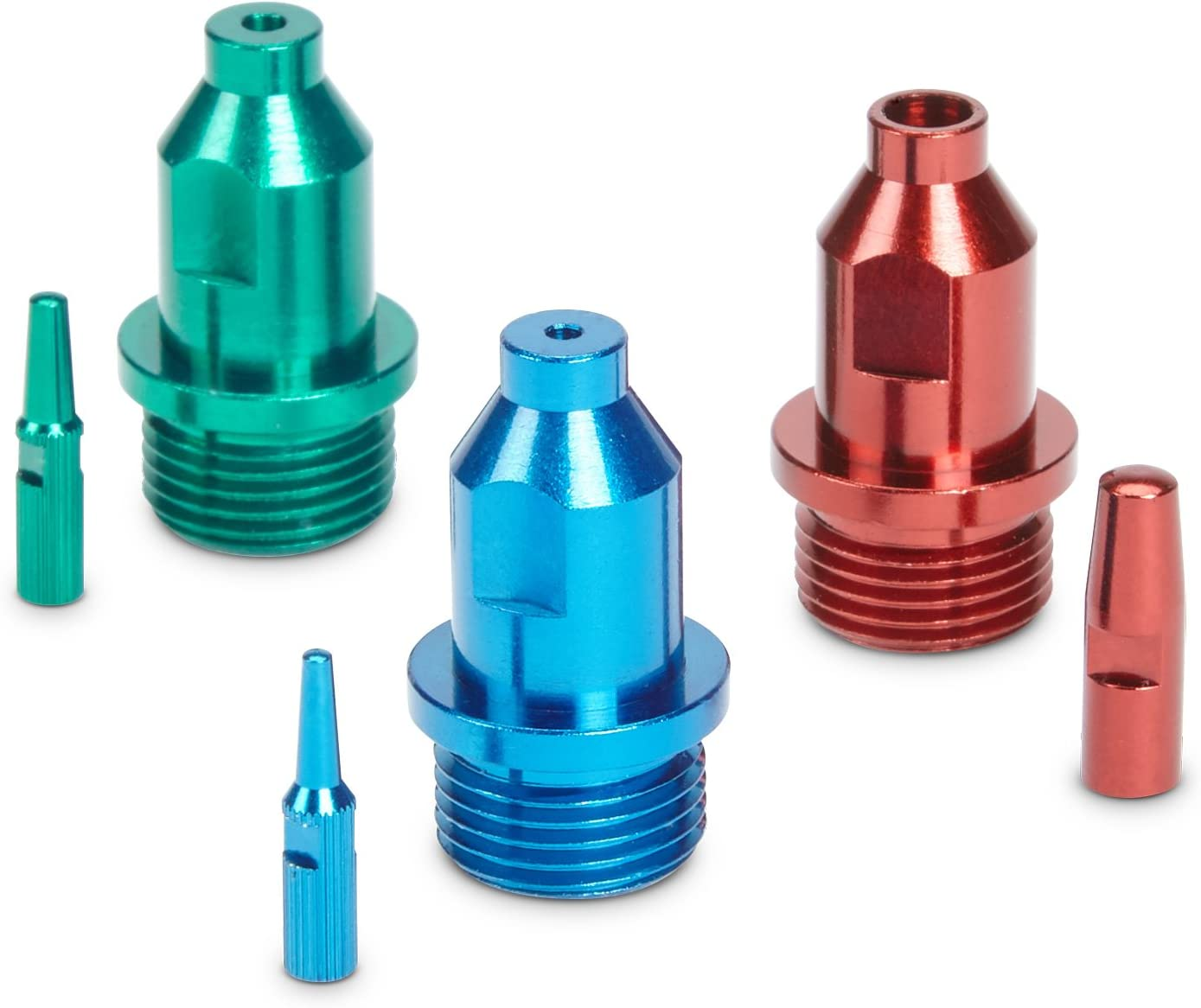 HomeRight C900111 Spray Tip Multi Pack for Super Finish Max (Red, Green & Blue), Green, Blue, 3 Piece