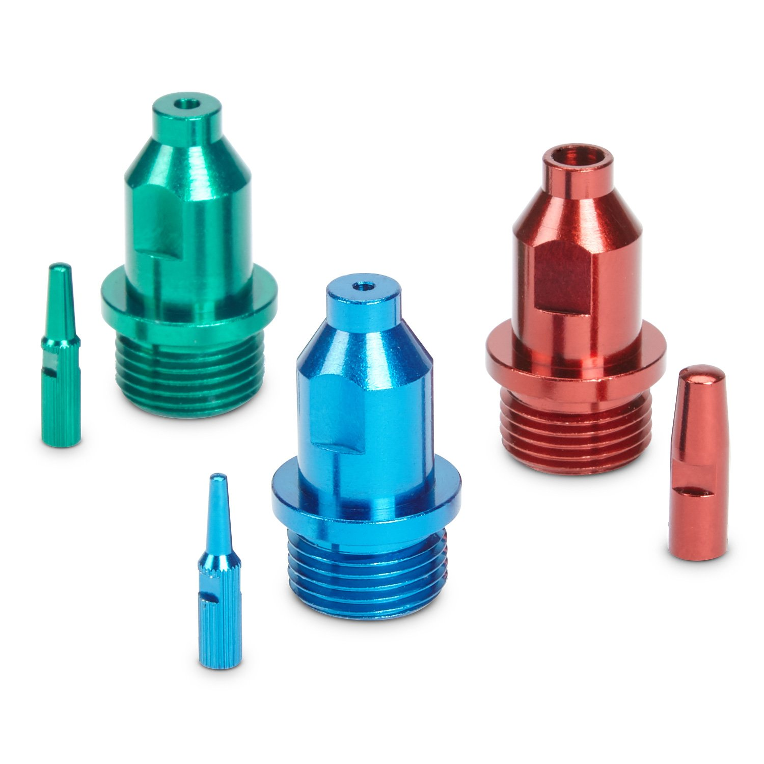 Homeright C900111 Spray Tip Multi Pack for Super Finish Max (Red, Green & Blue)