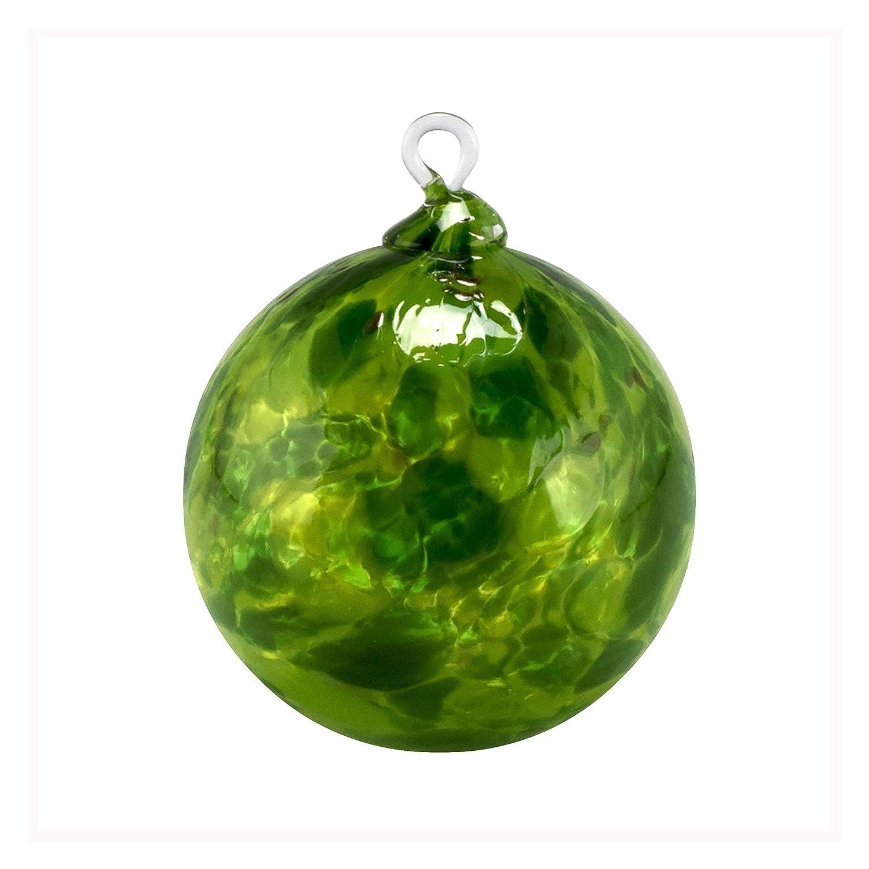 Handmade Glass Ornament