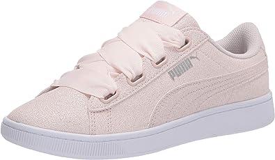 PUMA Kids' Vikky Glitz Sneaker