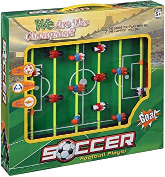 BigBuy Fun- Futbolin de Sobremesa (S1122253): Amazon.es: Juguetes y juegos
