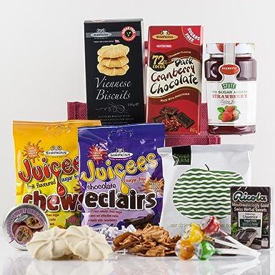Natures Hampers Diabetic Delight Gift Bag