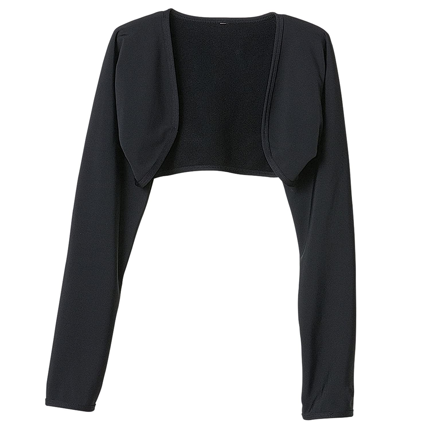 Terry Women's Light Bolero for Cycling - for Warm Up or 50+ UPF Sun Protection Cooling Arm Shawl with Long Sleeves