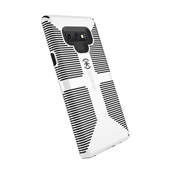 more photos d1093 d2918 Speck Products CandyShell Grip Case for Samsung Galaxy Note9 - White/Black