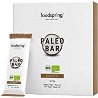 foodspring Bio Paleo Bar pacchetto da 12, Noce di cocco, Così come tutte le barrette alla frutta dovrebbero essere