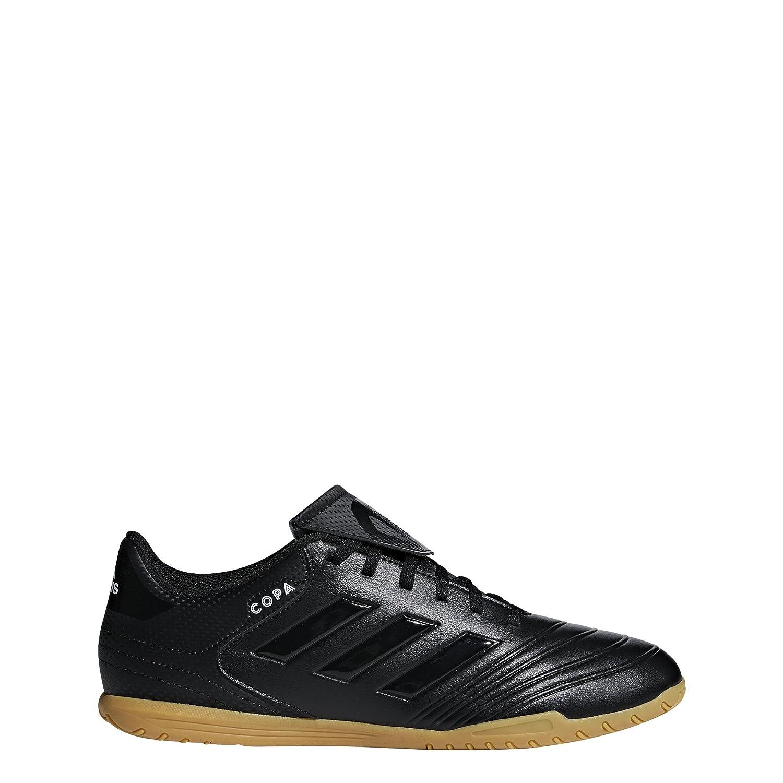 Adidas Herren Copa Tango Tango Tango 18.4 in Futsalschuhe Weiß Schwarz B07D9TCVXZ Fuballschuhe Die erste Reihe von umfassenden Spezifikationen für Kunden 7c10b0