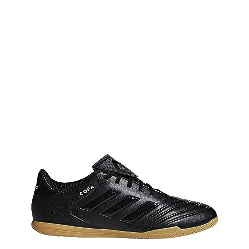 best service d3885 aa04c adidas Herren Copa Tango 18.4 IN Futsalschuhe, Schwarz FtwblaNegbás 000, 39  1