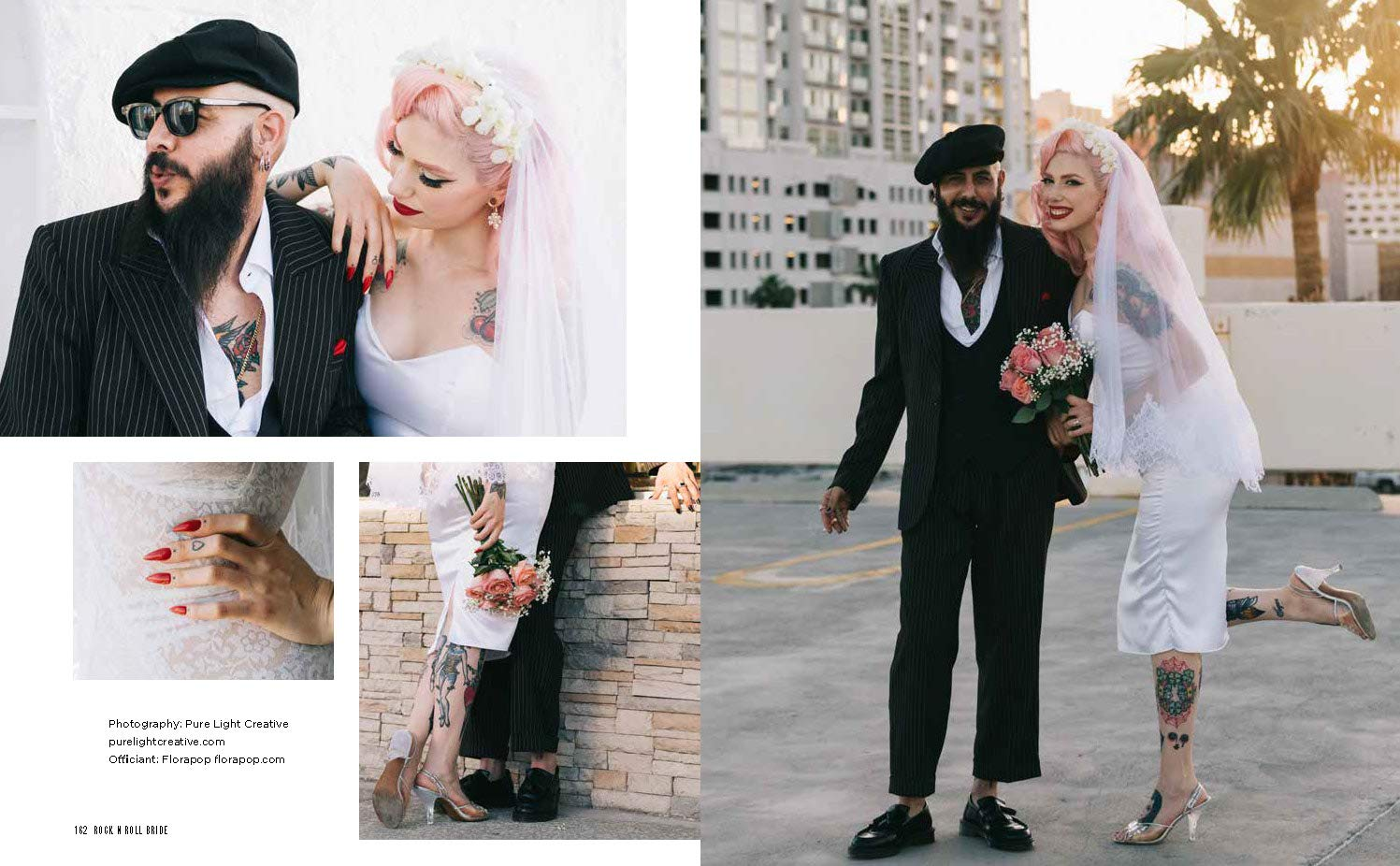Rock n Roll Bride The ultimate guide for alternative brides ...