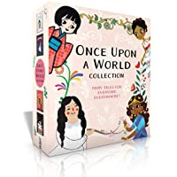 Once Upon a World Collection: Snow White; Cinderella; Rapunzel; The Princess and the Pea