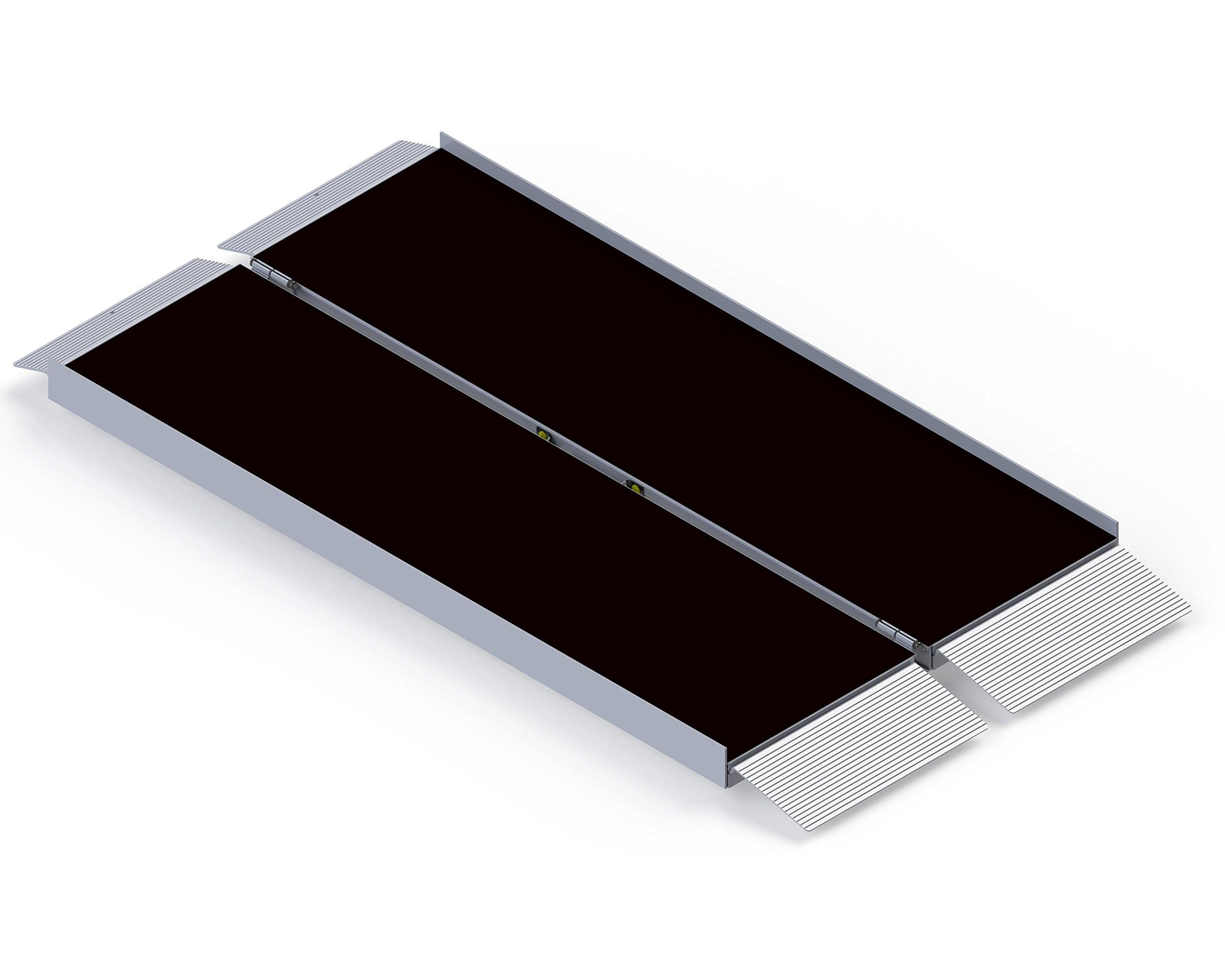 EZ-ACCESS SUITCASE Singlefold AS Portable Ramp, 5' by EZ-ACCESS