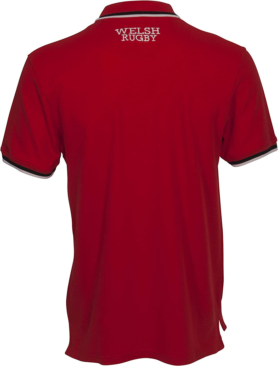 Wales Rugby Union Classic Polo Hombre