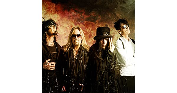 Motley Crue on Amazon Music