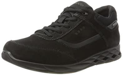 Mens Wayfly Multisport Outdoor Shoes, Black Ecco