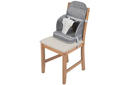 Safety st travel booster rialzo sedia per bambini pieghevole