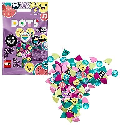 LEGO 41908 Dots Extra Dots Series 1 (109 Pcs): Toys & Games