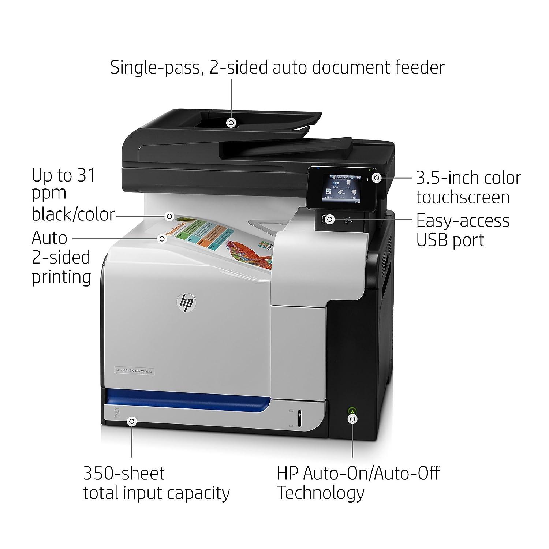 Hp Laserjet Pro 500 M570dw E All In One Farblaser Roller Xeon Rc Computer Zubehr