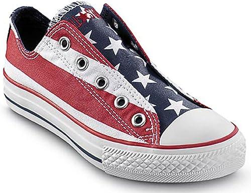 converse con la bandiera americaba