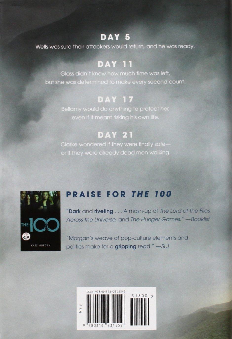 Day 21 (the 100 Series, Band 2): Amazon: Kass Morgan: Fremdsprachige  B�cher