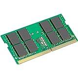 Kingston Technology 16GB DDR4 2400MHz 16GB DDR4 2400MHz módulo de - Memoria (16 GB, 1 x 16 GB, DDR4, 2400 MHz, 260-pin SO-DIMM, Negro, Verde)