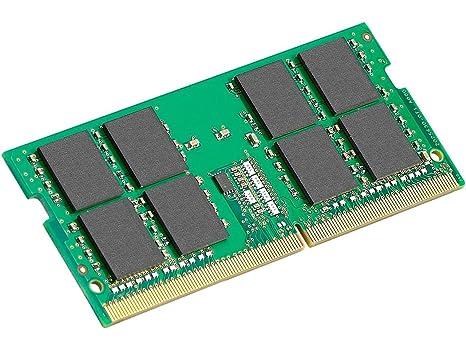 Kingston Technology 16GB DDR4 2400MHz módulo de - Memoria (16 GB, 1 x 16 GB, DDR4, 2400 MHz, 260-pin SO-DIMM, Negro, Verde)