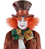 Elope Disney Mad Hatter Costume Eyebrows for Adults