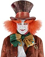 Alice In Wonderland Mad Hatter Costume Eyebrows Accessory