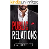 Public Relations: An Enemies-to-Lovers Office Romance (Bedding the Billionaire world Book 2)