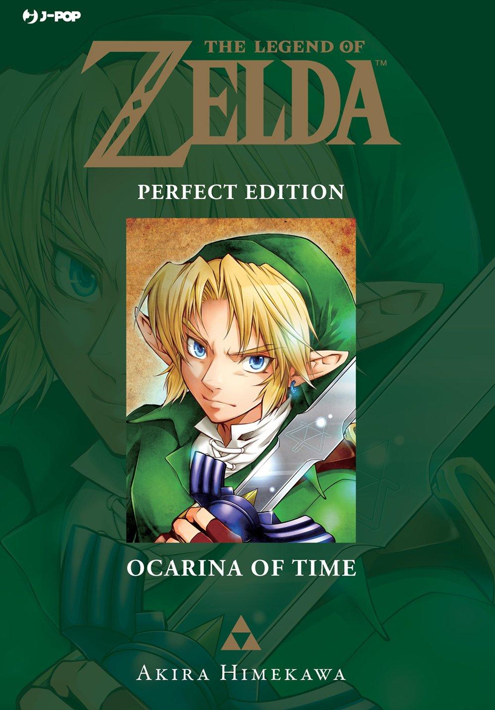 The legend of Zelda - Perfect Edition - Uma obra prima baseada em outra