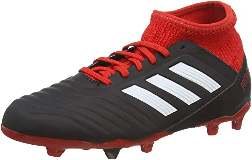 adidas Predator 18.3 FG J, Chaussures de Football Mixte Enfant