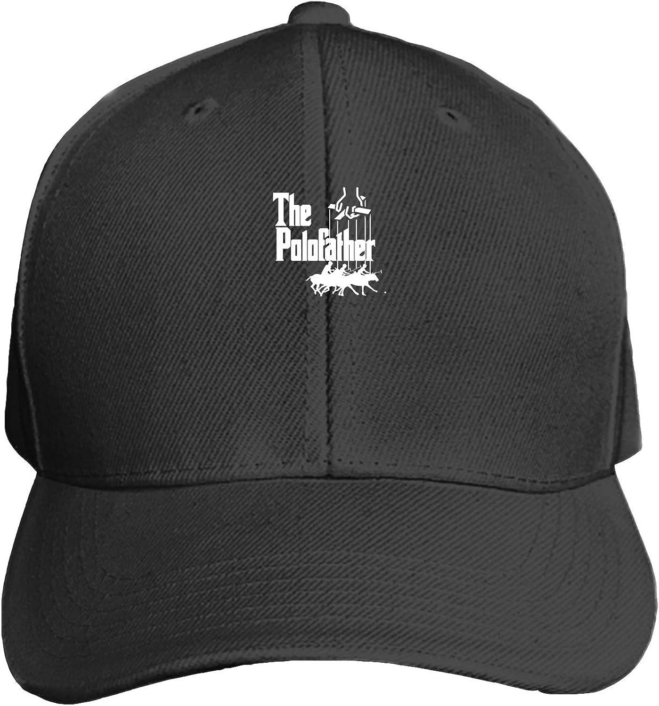 EIGTU Peaked hat Sea Lion Dont Be Lion Printed Sandwich Baseball Cap for Unisex Adjustable Hat